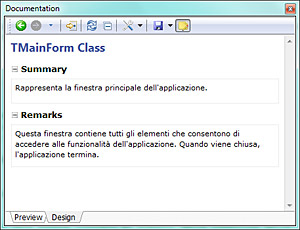Documentation Insight in Delphi XE2