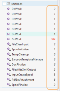 Cyclomatic Complexity in Visual Studio