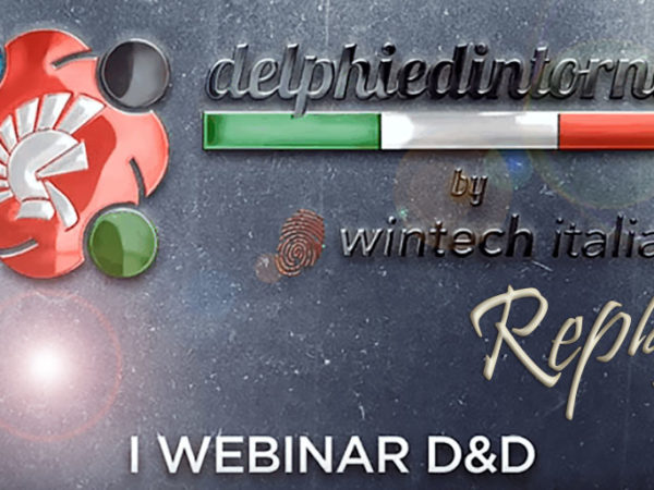 Cover - Replay webinar Delphi e Dintorni